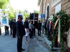 AN-18-07-2013 Celebrazione Anniversario Liberazione cerimonia a Porta Santo Stefano