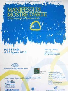 MANIFESTI-MOSTRE D'ARTE-9347LG